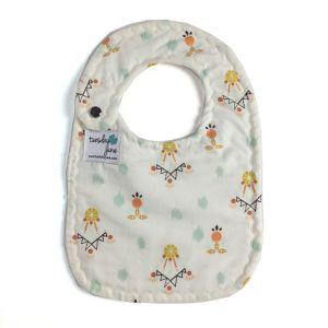 Brave - Dreamcatcher Cloud Baby Bib