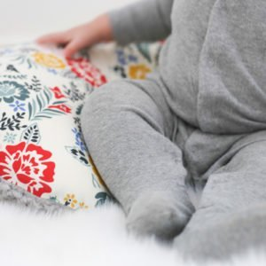 Organic Nursing Pillow Covers