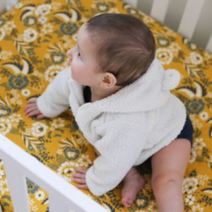 Organic Fitted Crib Sheets