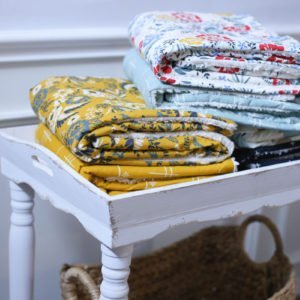 Organic Cotton Baby Blankets