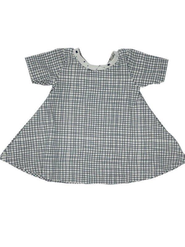 Girls-Short-Sleeve-Tunic