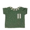 Boys Green Shirt