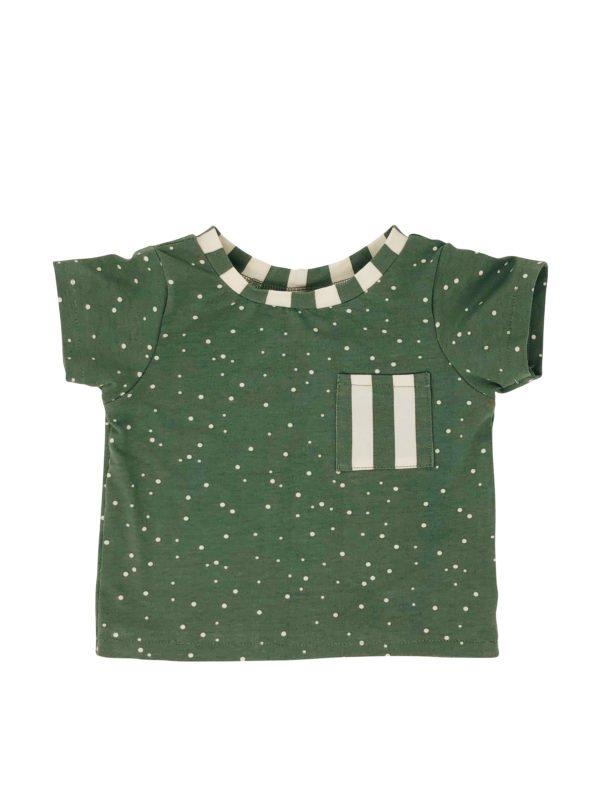 Boys Green Shirt